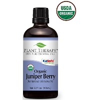 Plant Therapy Juniper Berry ORGANIC Essential Oil. 100 ml (3.3 oz) 100% Pure, Undiluted, Therapeutic...