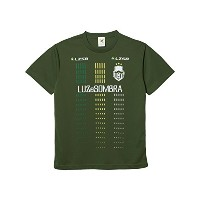 LUZeSOMBRA(ルースイソンブラ) TRIPLE GRADATION PRA-SHIRT S1711001 (S, カーキ)