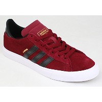 adidas スニーカー BY3963 CAMPUS VULC II(BUR/BLK/WHT(BY4102),US10.0(28.0cm)