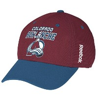 Colorado Avalanche Reebok NHL Center Ice Second Season Structured Flex Hat