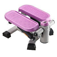 [ShawnLee] 2 in 1 Stepper for Aerobic exercise Lower Body muscular strength reinforcement & Free...