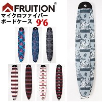 "FRUITION サーフボードケース( 4.PAISLEY-TRICO.NAVY,9'6"")"
