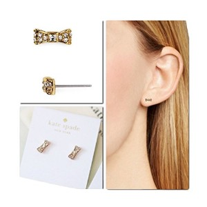 Kate Spade New York ready set bow stud earrings One Size