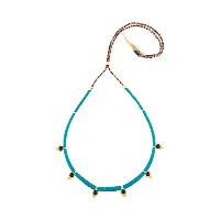 Lizzie Fortunato Jewels - Simple ビーズネックレス - women - 金メッキ真鍮 - ワンサイズ