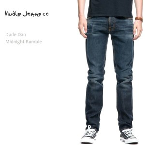NUDIE JEANS(ヌーディー ジーンズ)DUDE DAN Midnight Rumble