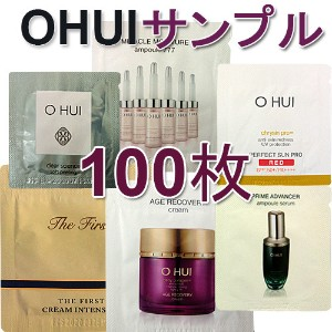 O HUI The First Cream Intensive sample / Essense/ Eye cream/ Ample/ korea/ sample