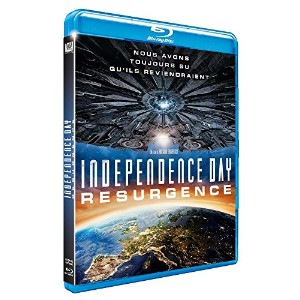 Independence day : Resurgence [Blu-ray] - Imported (fr.)