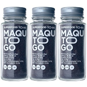 MAQUI TO GO 25g ×3本セット / ローマキベリーパウダー