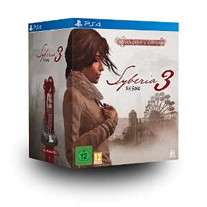 Syberia 3 - Collector's Edition [PlayStation 4] - Imported