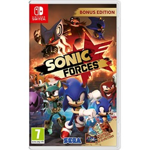 Sonic Forces (Nintendo Switch) from UK.