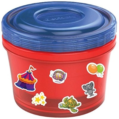 Gerber Graduates Design 'n Dine Insulated Food Container with Stickers by NUK