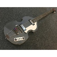 Hofner ヘフナー バイオリンベース LIMITED IGNITION BASS (Satin Black)
