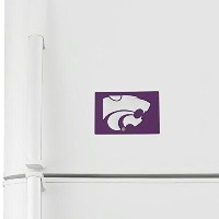 Kansas State Wildcats NCAA PVCマグネット