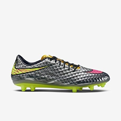 Nike Hypervenom Phantom Premium FG Soccer Cleats (Chrome/Metallic Gold Coin/Hyper Pink)/サッカースパイク...