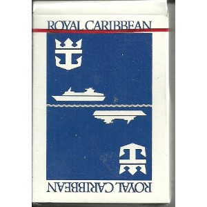 Royal Caribbean Cruise Line Playing Cards