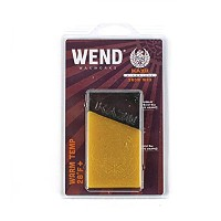 (ウェンド)WEND ワックス KAZU KOKUBO POCKET WAX + BAR PACK/WARM wend-002