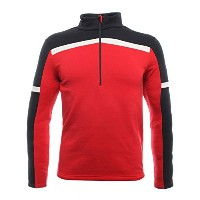 DAINESE(ダイネーゼ) HP2 MID HALF ZIP MAN 4890958 Y86-HIGH-RISK-RED/STRETCH-LIMO L