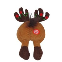 Tootin Tushies Farting Reindeer Ornament by Novelties Wholesale [並行輸入品]