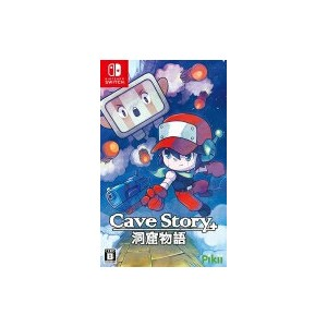 Game Soft (Nintendo Switch) / Cave Story+ 【GAME】