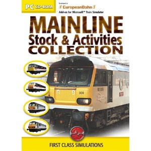 Mainline locomotives & Activities collection (PC) (輸入版)