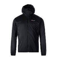 BERGHAUS MENS EXTREM REVERSA JACKET BLACK/RED (X-LARGE)