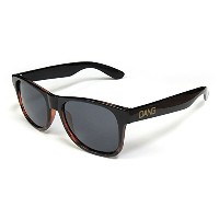 ダン シェイディーズ ( DANGSHADES ) LOCO Black / Brown Tortoise Gradation Gloss x Gray Polarized(偏光レンズ)...