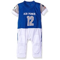 NCAA Boys Infant Football Uniformパジャマ ブルー