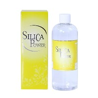 SILICA POWER シリカパワー 水溶性珪素 500ml