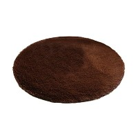 Zhhlinyuan 良質 ホーム Simple Round Soft Carpet Comfy Fluffy Anti-skid Shaggy Area Rugs HSY73