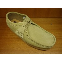 336E【CLARKS】 クラークス ORIGINALS WALLABEE ワラビー