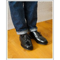 SANDERS(サンダース)MILITARY DERBY RUBBER SHOES[Lady's]