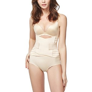 Zhhlaixing Breathable 女性のシェイパーの美しさ Trimmer Belt Postpartum Postnatal Support Girdle After Birth...