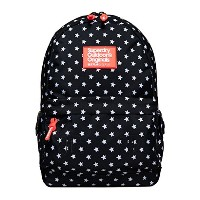 Superdry Print Edition Montana Rucksack in Navy Star
