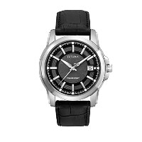 Bulova Precisionist Leather 96B158