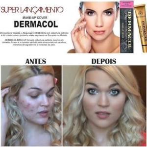 Dermacol Make - Up Cover Waterproof Hypoallergenic SPF 30 #221 by Dermacol ( Cover All Ance Scar...