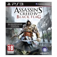 Ps3 assassin's creed iv : black flag (eu)