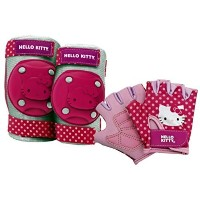 Bell Hello Kitty Pedal and Go Protective Gear by Bell [並行輸入品]