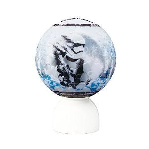Star Wars force awakens Puz lantern First order Storm Trooper 60 piece glowing sphere puzzle [並行輸入品]
