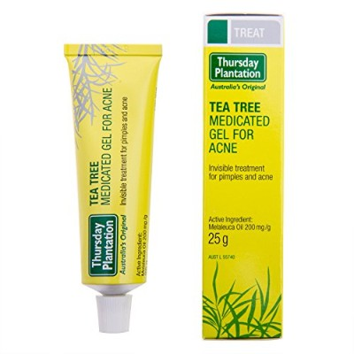 [Thursday Plantaion]ニキビ専用スキンケアゲル[Medicated Gel for Acne]25g [海外直送品]