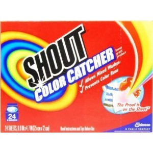 Shout Color Catcher, 24 Count (Pack of 3) [並行輸入品]