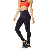 Zumba (ズンバ) Seamlessly Long Leggings [並行輸入品] Black (S)