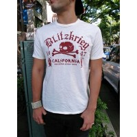 Johnson Motors Blitzkrineg SKULL T ジョンソンモータース T