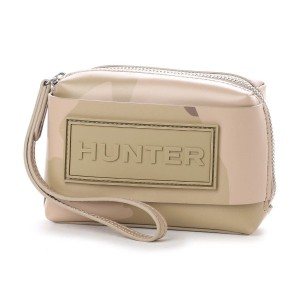 【SALE 40%OFF】ハンター HUNTER ORG RUB LEATHER WRISTLET (DCP) レディース メンズ