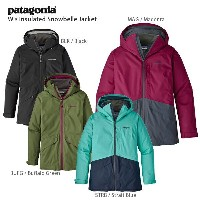 ★PATAGONIA〔パタゴニア レディーススキーウェア〕 2018 W's Insulated Snowbelle Jacket/31090【送料無料】