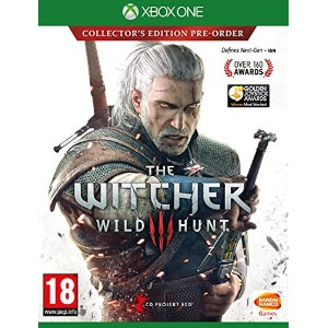 The Witcher 3: Collector's Edition - Wild Hunt [Xbox One]