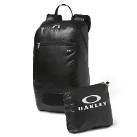 OAKLEY オークリー PACKABLE BACKPACK パッカブル バックパック 92732A-02E リュック ザック 折りたたみ コンパクト 包装 収納 ブラック 日本国内から発送
