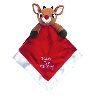 Baby's First Christmas Blanky - Rudolph by Kids Preferred [並行輸入品]