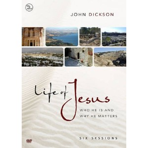 Life of Jesus: Who He Is and Why He Matters [DVD]
