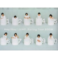 Hey! Say! JUMP・【クリアファイル】Spring Tour 2008 ツアー コンサート会場販売