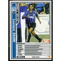 [WCCF]SERIE A 2001-2002Ver.1 011/288「ルチアーノ・ザウリ」白カード【中古】